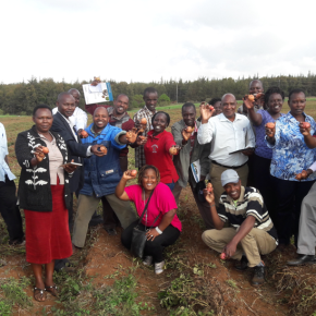 Learning visit: Moving towards certified seed potato production in Kenya's North Rift