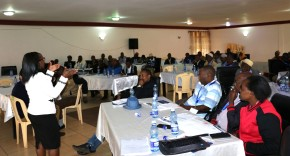 Livestock traders gain at USAID- and ILRI-supported forum